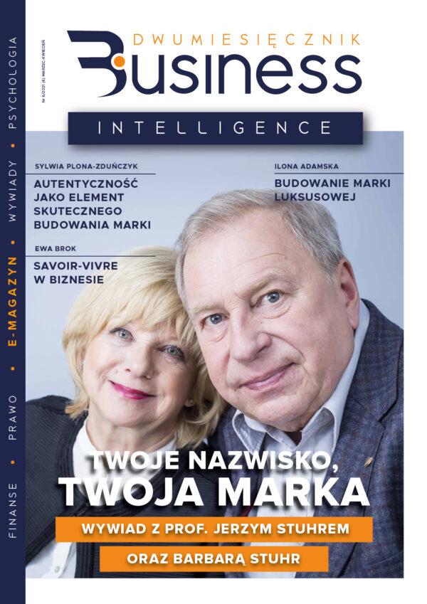marka osobista; jerzy stuhr; e-prasa; dwumiesięcznik; business intelligence; marka luksusowa